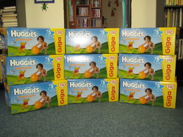 Kimberly-Clark Huggies